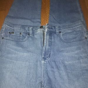 Diane Gilman Jeans - Diane Gilman stretch jeans 10 Tall
